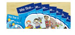 Libros del alumno Level 1 | We like it