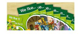 Libros del alumno Level 2 | We like it