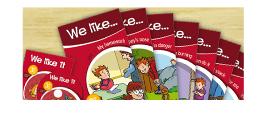 Libros del alumno Level 3 | We like it