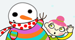 The Snowman   Cuento Level 1   We Like It